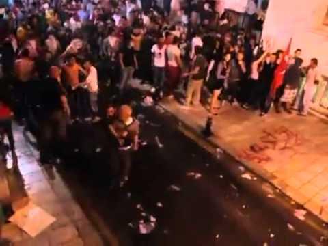 Polise Linç Girişimi     Gezi Parkı Olayları