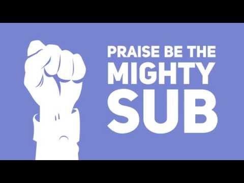 Discord - Praise Be The Mighty Sub (Twitch Integration)