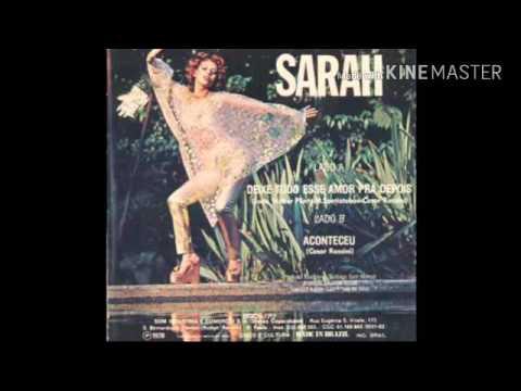 Sarah Regina - Deixe Todo esse Amor pra Depois