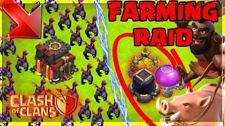 MASS MINIONS VS TH 10 in Clash Of Clans | TOWN HALL 12 UPDATE 2019 | NEW LaLoon HOG ATTACK STRATEGY!