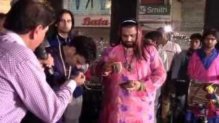 *Live* Sai Umre Shah Ji With Sunny Doshi at Jagran Jalandhar | Mera Khidju Gulab Vangu Kalja