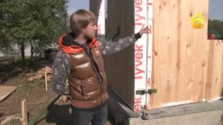 Стеновые панели из массива древесины // FORUMHOUSE(, 2012-10-15T11:50:09.000Z)