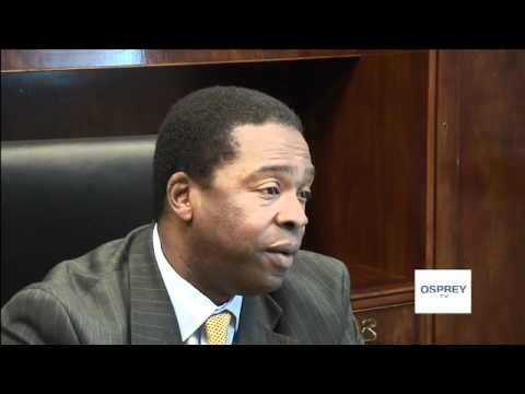 Mayor Alvin Brown OTV Interview