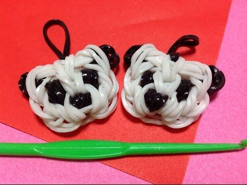 パンダ大好き♡パンダの小物を手作りしよう。