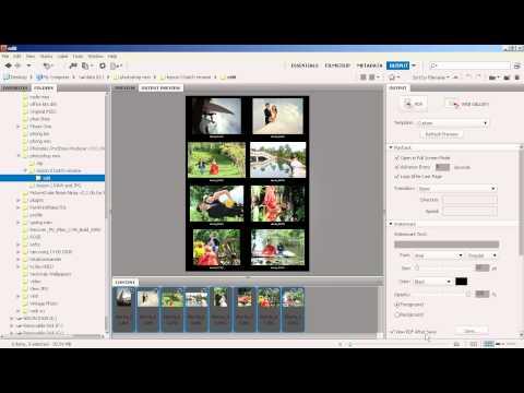 Photoshop CS4 - Phan 1 - Bai 2 - Sach dien tu va Web anh