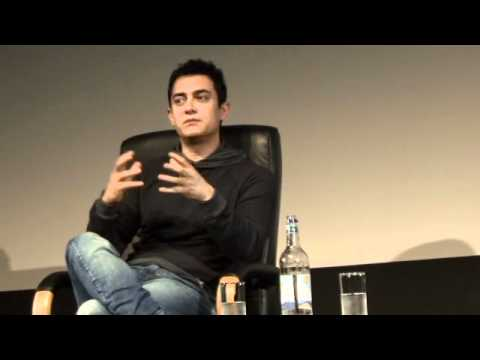 Aamir Khan on Indian Cinema at The National Media Museum