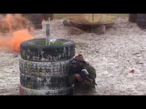 Close Range Combat Paintball Cape Town South Africa 3