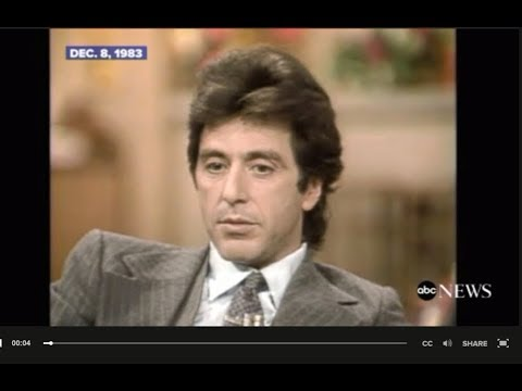Dec 8 1983 Al Pacino opens up about his childhood