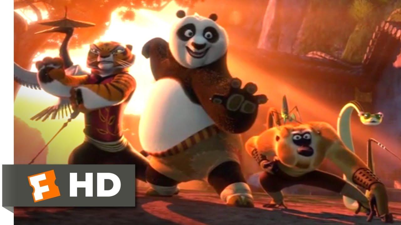 Download Kung Fu Panda 2 (2011) - Opening Battle Scene (1/10) | Movieclips