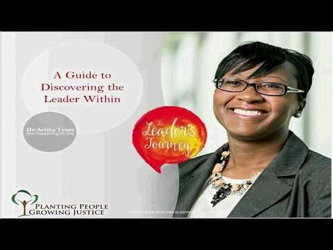 """Webinar by Artika Tyner, Ph.D. """"Leading for Change"""""""