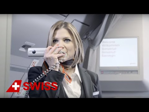 SWISS Boeing 777 - Insight into our Cabin Crew training | SWISS