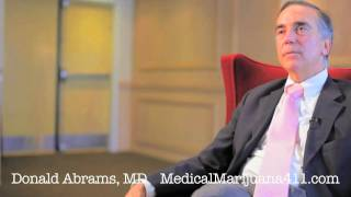 Dr. Donald Abrams Compares the Effects of Smoked Cannabis and Vaporized