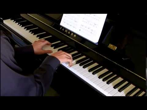 Faber Piano Adventures Performance Book Level 4 No.8 Burgmuller Arabesque Op.100 No.2 (P.18)