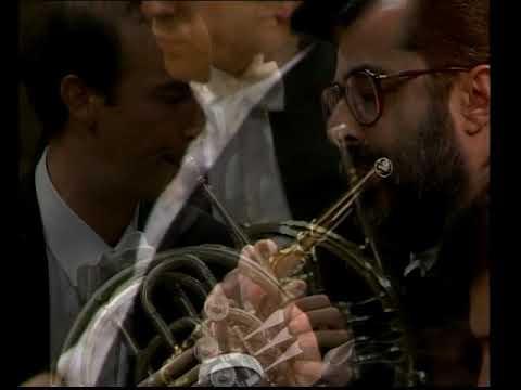 G. Mahler. Sinfonia  n° 9 - Flauto: Bruno Cavallo