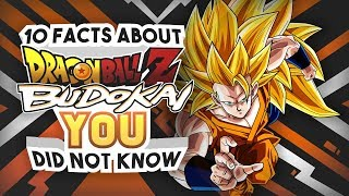 10 Things You Probably Didn't Know About Dragon Ball Z Budokai