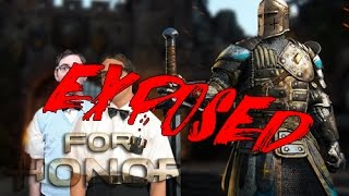 TRASH TALKERS GET EXPOSED ON FOR HONOR!! | For Honor Gameplay