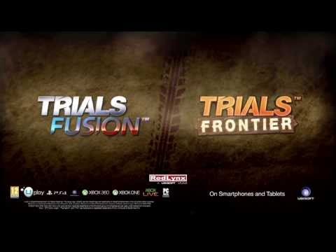Trials Fusion and Trials Frontier - E3 2013 Reveal Trailer Ubisoft Conference - Eurogamer