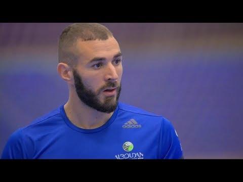 Karim Benzema humilie ses adversaires dans un tournoi de futsal