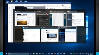 Windows 10 Tips - The Alt + Tab App Switcher