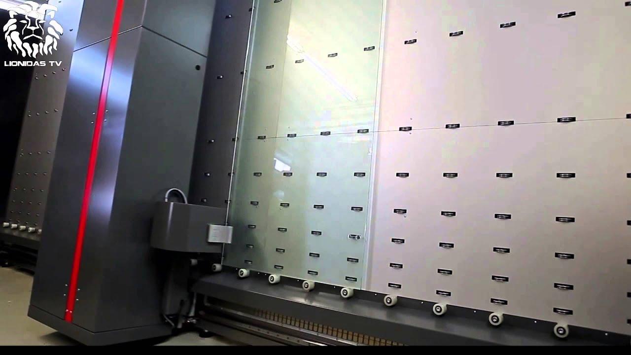 Lionidas Gmbh Laserdesign Fur Glas Und Spiegel Youtube