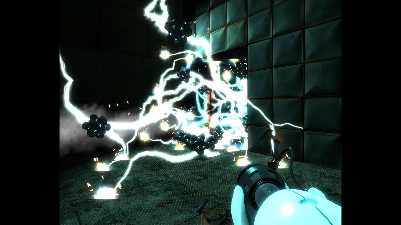 Portal Beta GLaDOS Battle
