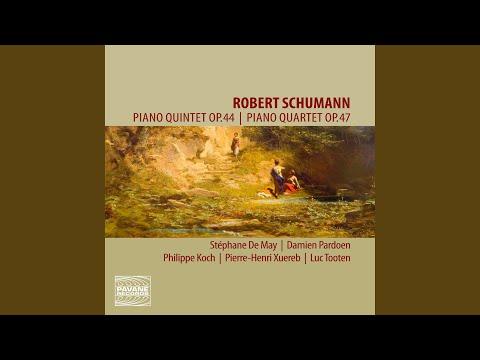Piano Quintet in E-Flat Major, Op. 44: I. Allegro brillante