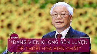 Phát biểu quan trọng của Tổng Bí thư, Chủ tịch nước Nguyễn Phú Trọng | VTC Now