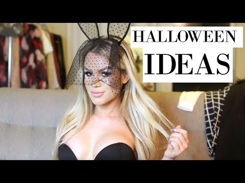 Halloween Try On Haul, Costume Ideas & Accessories | Pbbunny97