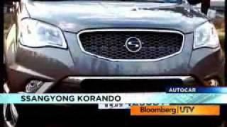 2010 SSangYong Korando | Comprehensive Review | Autocar India
