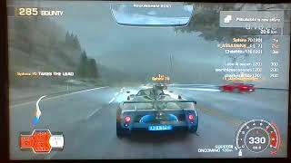 Need for Speed: Hot Pursuit - Online Exotic Pursuits: Snake Pit