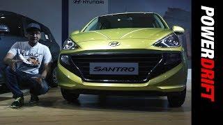 Hyundai Santro : Legend reborn at Rs. 3.8 lakh : PowerDrift
