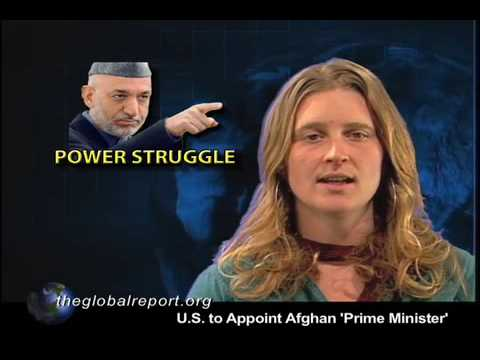 U.S. to Appoint Afghan