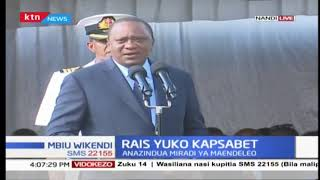 Rais Uhuru, Ruto wazuru Kapsabet na kuzindua miradi