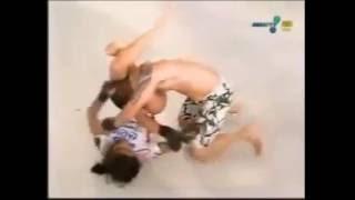 Claudia Gadelha versus a MAN!