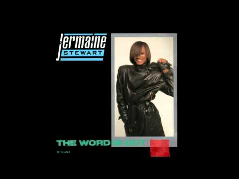 Jermaine Stewart | The Word Is Out (East Mix - Extended Version)