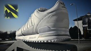 Презентация adidas ZX 700 White (G62110)   Styles