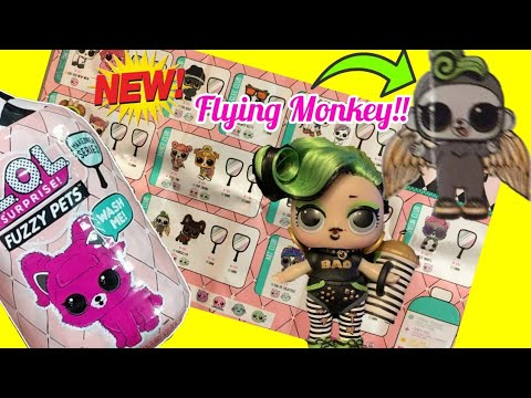 LOL Surprise Fuzzy Pets Makeover Series 5