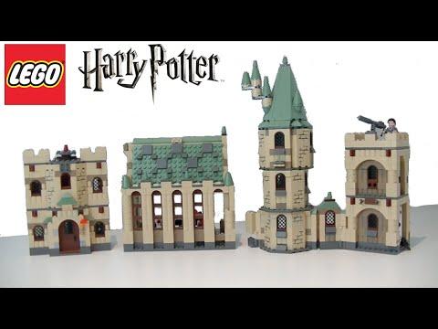 lego set 4842 harry potter hogwarts castle youtube. Black Bedroom Furniture Sets. Home Design Ideas
