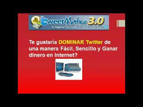 tweetmatico 3.0