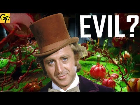 Was Willy Wonka a Cannibal? Fan Theory Explained.