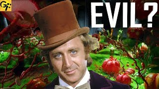 Was Willy Wonka a Cannibal? Fąn Theory Explained.