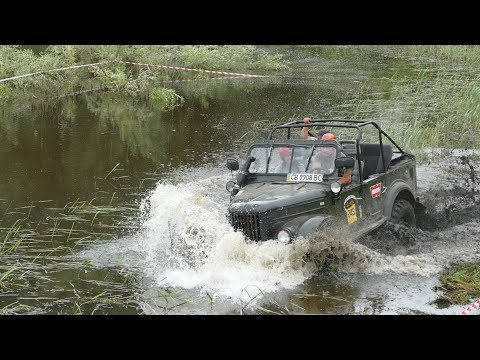 Offroad Family Adventures ФЕСТ МАНЬЯКИ Off Road 4x4 часть2