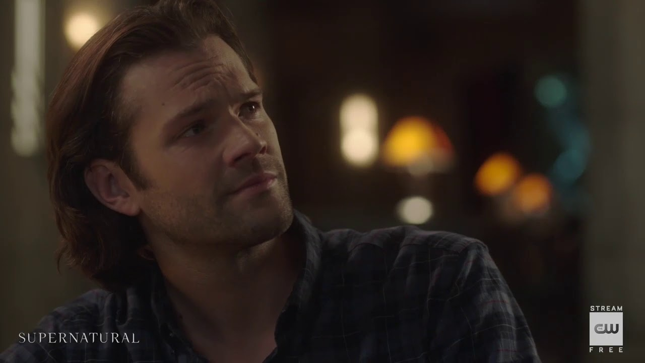 Supernatural 14x20 Chuck fixes the world and wants the boys to