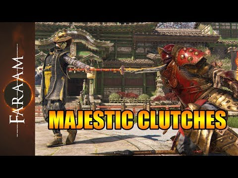 Majestic and big FIGHTS [For Honor]