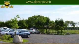 Vakantie Landgoed Alberthoeve te Wateren