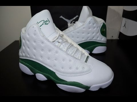 check out cc56a 095ad Air Jordan 13 Ray Allen Review 1080p