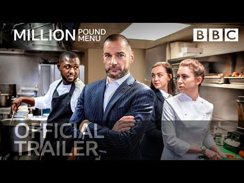 Million Pound Menu | Trailer - BBC Two