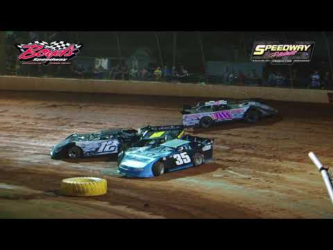 Boyds Speedway WEEKLY DIVISIONS 7-25-18