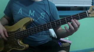 I Want The World To Stop - Belle and Sebastian  Bass Cover