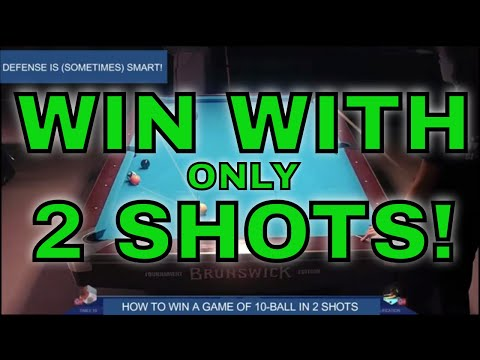 These 2 shots will leave your opponent scratching their head!